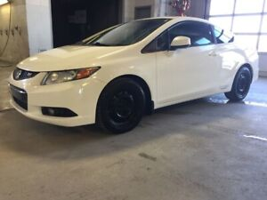 2012 Honda Civic Cpe Si * TOIT OUVRANT * V TECH * MAGS *
