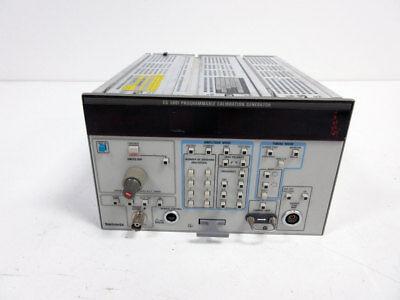 Tektronix Cg5001 Cg-5001 Programmable Calibration Generator Plug-in Module