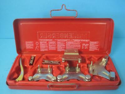 Rothenberger Tool Set Tee Extractor Ratchet Copper Tube Bender Set No Handle