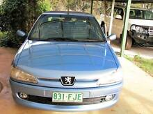 1999 Peugeot 306  5speed XTDT turbo diesel manual 4 dr. sedan Murgon South Burnett Area Preview