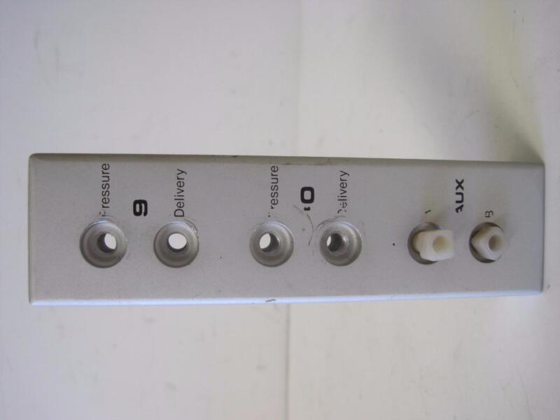 ABI 433A PEPTIDE SYNTHESIZER REPLACEMENT PART 002192 MANIFOLD TUBE INPUT/OUTPUT