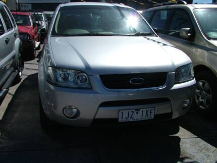 2006 Ford Territory Wagon Coburg North Moreland Area Preview