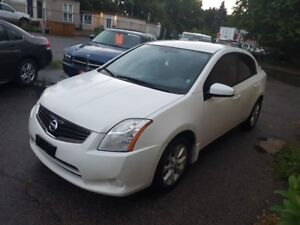 2012 Nissan Sentra CERTIFIED