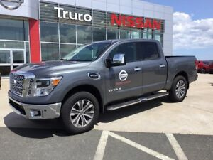 2017 Nissan Titan SL Crewcab HUGE SAVINGS!