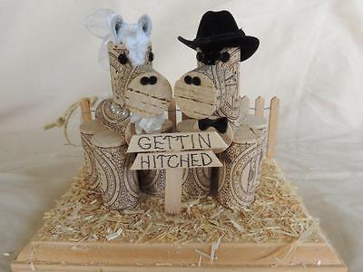 Horse Love Western Wedding Table - Horse Centerpieces