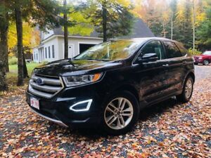 2016 Ford Edge SEL, Leather, AWD, Remote Start 39,000Km $87.Wk.