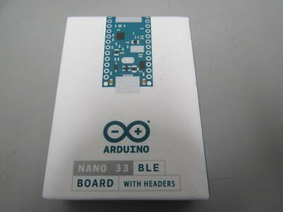 Arduino Nano 33 Ble Board With Headers