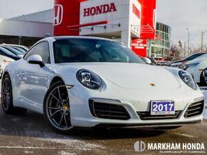 2017 Porsche 911 Carrera - SENSOR|NAVI|SUNROOF|LEATHER|CAM|EXHAU