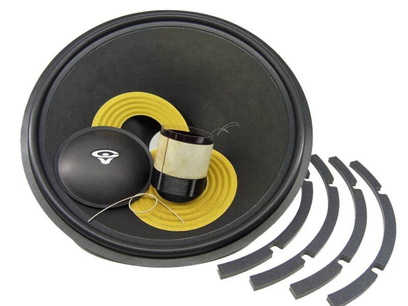 "Recone Kit for Cerwin Vega FH18E 18"" Woofer 8 Ohms Premium SS Audio Parts"
