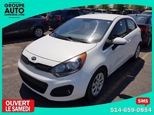 2013 Kia Rio Automatique a/c bluetooth