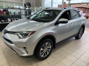 2016 Toyota RAV4 Hybrid XLE AWD *BLUETOOTH, TOIT OUVRANT*