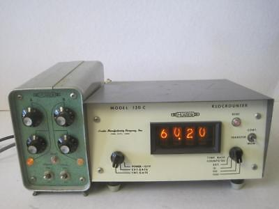 Hunter Klockounter Model 120 Timer And Event Counter W 335s Hunter Photo Relay
