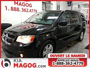 2017 Dodge Grand Caravan CREW / STOW  & GO / JAMAIS ACCIDENTÉ /