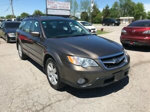 2008 Subaru Outback 2.5i *LEATHER*AWD* ON SALE NOW!!!