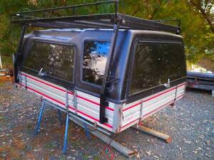 Aluminium tray and canopy Jimboomba Logan Area Preview