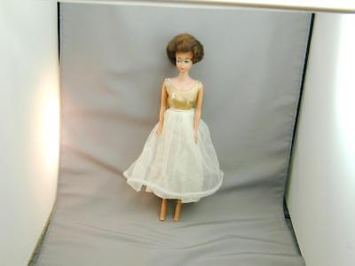 Vintage Fashion Queen Barbie Doll With Bubble Cut Wig Midge NR