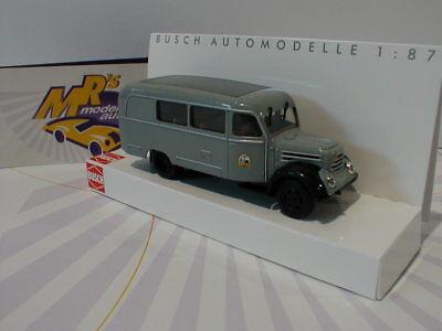 Busch 51860 - Robur Garant K 30 Kombi 1957 grau