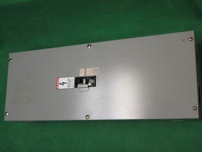 Ite Siemens Eb3225sf 150 Amp Enclosure Panel W Circuit Breaker 240 Vac 3 Pole