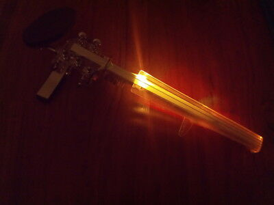 NEW! 5 string Equester Alfa Acrylic electric violin, handmade+QP pickup+Hardcase