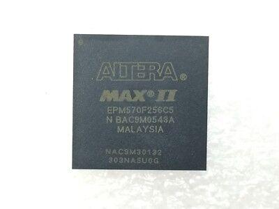 Epm570f256c5 Altera Cpld Max Ii 440 Macro 160 Io 2 Pieces