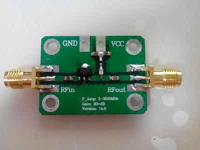5mhz To 3500 Mhz Rf Wideband Amplifier With Low Noise Amplifier Lna 20 Db