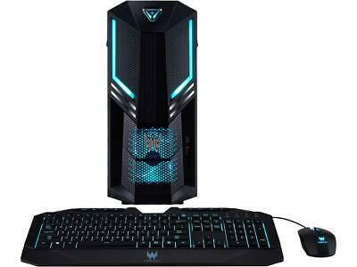 Acer Gaming Desktop Predator Orion 3000 PO3-600-UR1D Intel Core i5 9th Gen 9400F