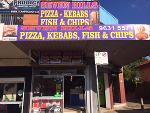 TAKEAWAY SHOP FOR SALE Seven Hills Blacktown Area Preview