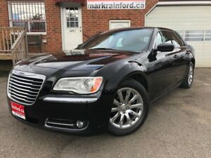 2014 Chrysler 300 Touring V6 Leather Pano Roof Back Up Camera BT