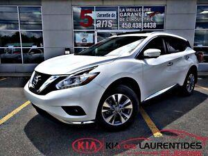 2015 Nissan Murano 2015**SL**CUIR**GPS**CAMERA 360**