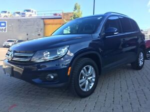 2015 Volkswagen Tiguan NEW ARRIVAL!!! ACCIDENT FREE!!!