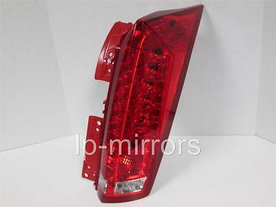 10 11 12 13 14 CADILLAC SRX PASSENGER SIDE RIGHT LED TAIL LIGHT TESTED DTO