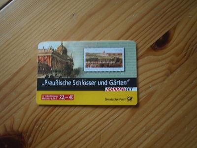"""Bund MH 59, """"Preußische Schlösser und Gärten"""", postfrisch"""