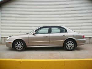 2005 Hyundai Sonata LOW MILEAGE 4CYL SEDAN