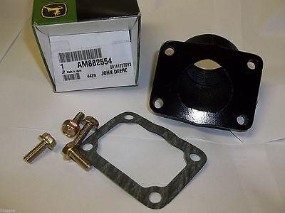 NEW JOHN DEERE ENGINE BLOCK HEATER & ADAPTER FOR 430& 455 DIESEL GARDEN TRACTORS