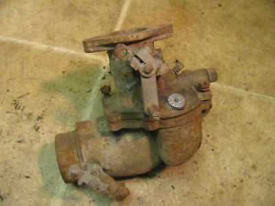 John Deere 55 Combine Ap19947h Zenith Carburetor 10987a