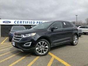 2018 Ford Edge Titanium PANORAMIC ROOF|SONY BRANDED AUDIO|INT...