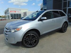 2014 Ford Edge SEL SPORT  AWD CUIR 62000KM TOIT PANORAMIQUE