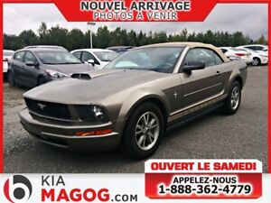 2005 Ford Mustang V6 / DECAPOTABLE