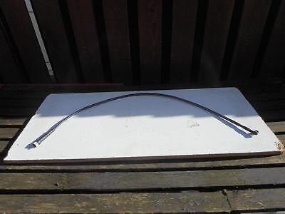 TRIUMPH ORIGINAL TYPE SPEEDOMETER SPEEDO CABLE FIT CARB MODEL TROPHY T