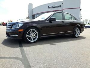 2012 Mercedes-Benz C 300 C 300 4 Matic