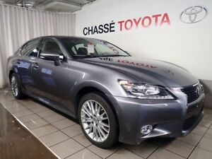 2015 Lexus GS 350 Luxury Package