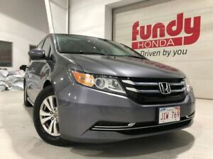 2015 Honda Odyssey EX-RES w/backup cam, rear dvd, power front se