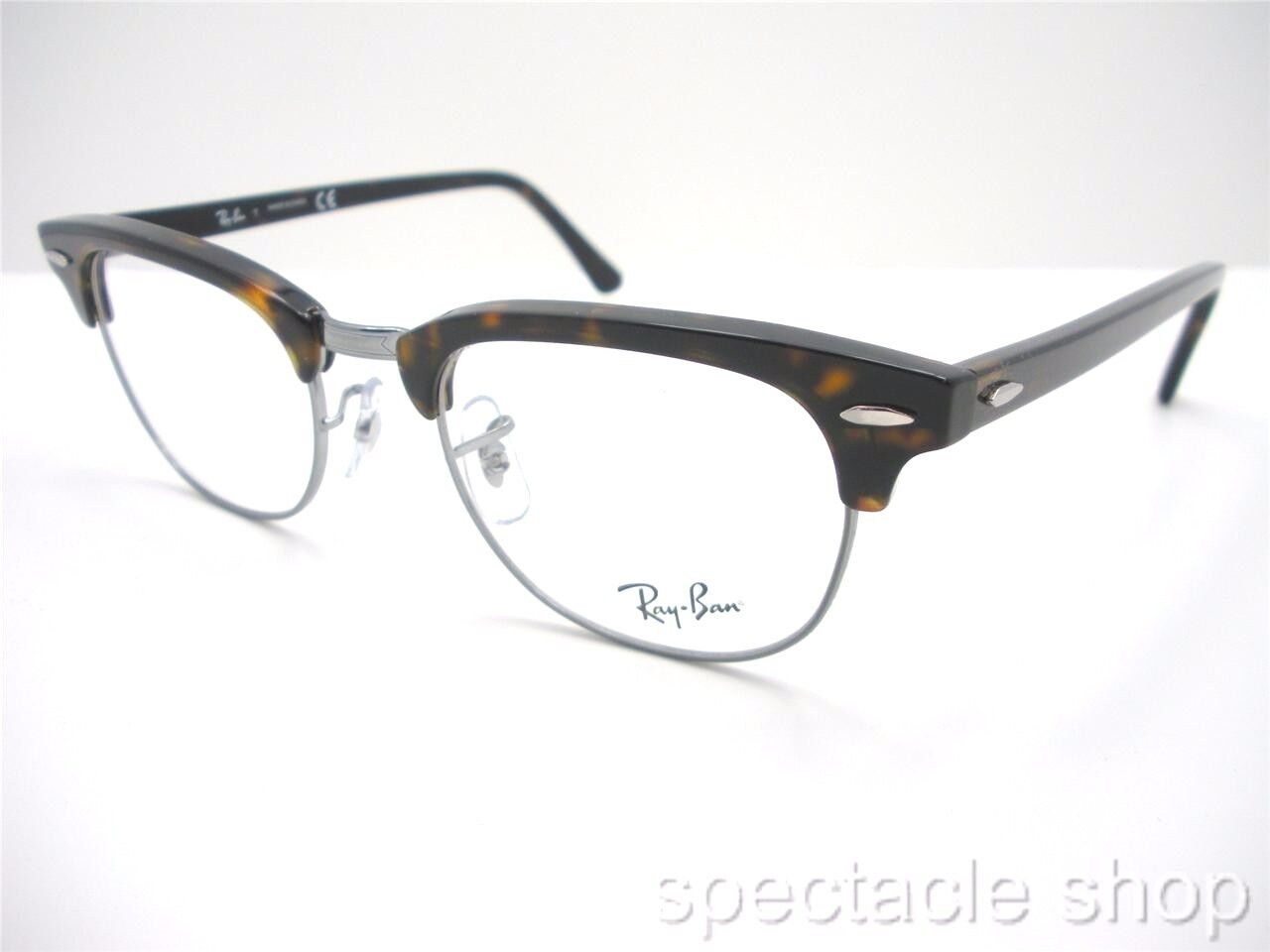 ray ban matte black clubmaster  ray ban frames rb 5154