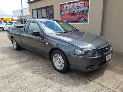 LPG GAS FORD FALCON UTE   LOW KM S  RUNS GREAT   READY. Used and New Utes in Queensland   Cars  Vans   Utes For Sale