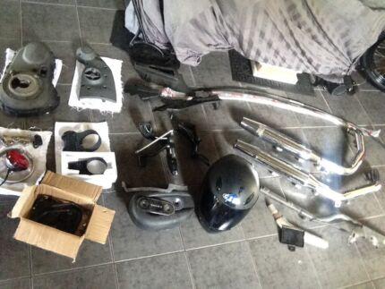 Harley sportster parts