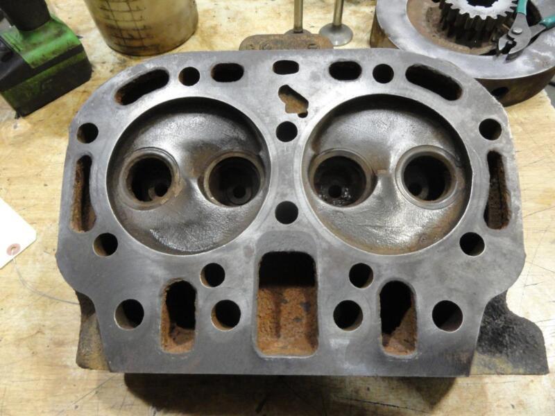 John Deere 50 Cylinder Head AB4634R B3204R