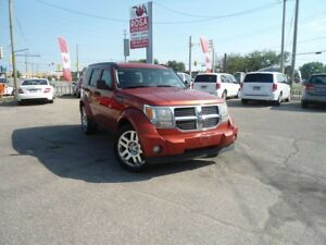 2008 Dodge Nitro AUTO 4X4 5DR PW PL PM SAFETY ALLOY A/C