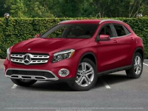 2019 Mercedes Benz GLA250 4MATIC SUV