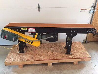 6 Variable Speed Belt Conveyor