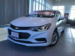 2018 Chevrolet Cruze LT ALLOY WHEELS SIRUS XM STEERING WHEEL CON